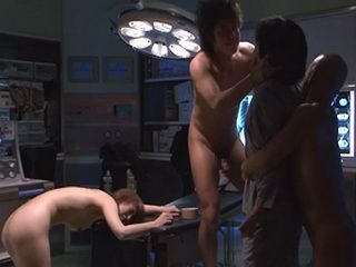 Wife Ryo Hitomi Gets Fucked at Mental Institution