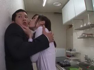 Asian Office Babe Slut So Sweet Fuck